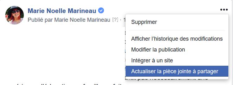 Quoi faire quand le preview d'une page ne parait pas bien sur Facebook
